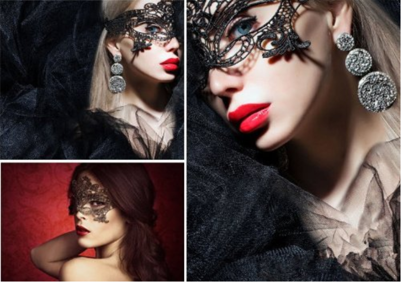 Lace Halloween Party Mask Get this sexy Venetian lace women's mask Ideal for carnival masquerade parties mysterious and fashionable Women's womens women womans woman Sexy parties masks Mask's Lace for Face eyes Eye Carnival Ball