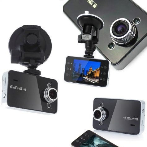 1080P HD DVR Dash Camera