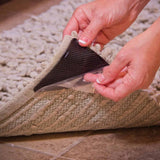 Sets of Four Reusable Rug Gripper