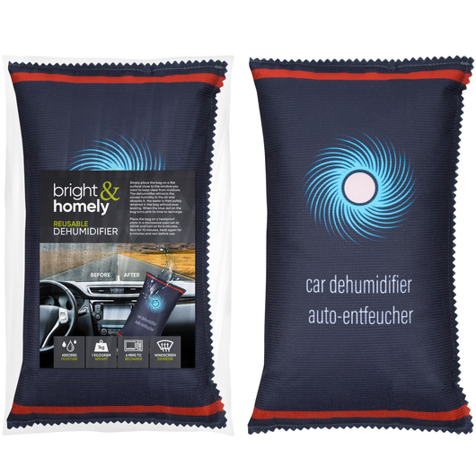 1kg Car Dehumidifier Keeps your windscreen clear positioning near the footwell, underneath a seat windscreens one kilogram kilo In-Car Dehumidifiers carwashes carwash carseat cars carpark caravans caravan car wash car seats car seat car repair car park car maintenance car accessories Car 1KG