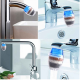 Water Purifier Tap Attachment filter jug, Helps to purify your tap water by removing harmful bacteria, odours, chlorine water filters water filter water tap's tap sinks sink Purifying purify Purifiers PURIFIER kitchens kitchen accessories Filters filter drinks drinking drink Carbon Attachments