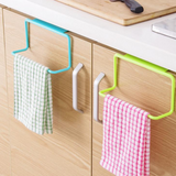 Over Cupboard Tea Towel Holder