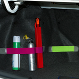 Set of 4 In-Car Storage Straps