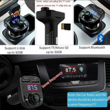 Hands-Free Bluetooth In Car Transmitter