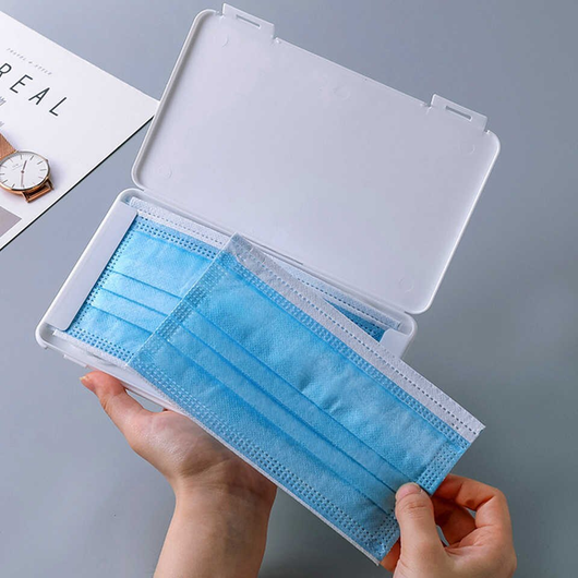 Face Mask Storage Boxes