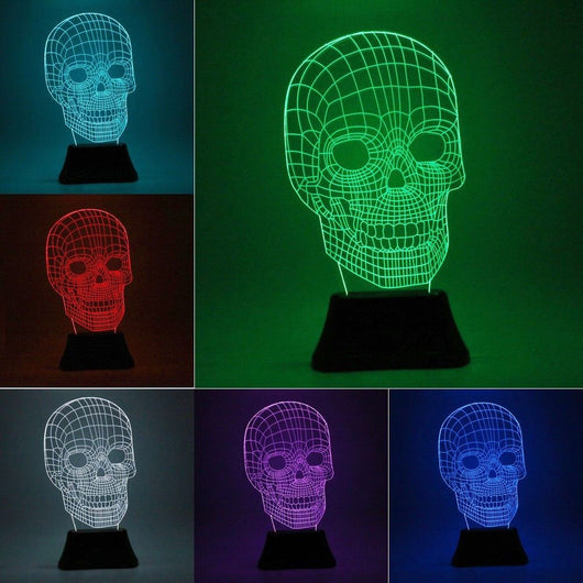 3D Illusion Night Lamps