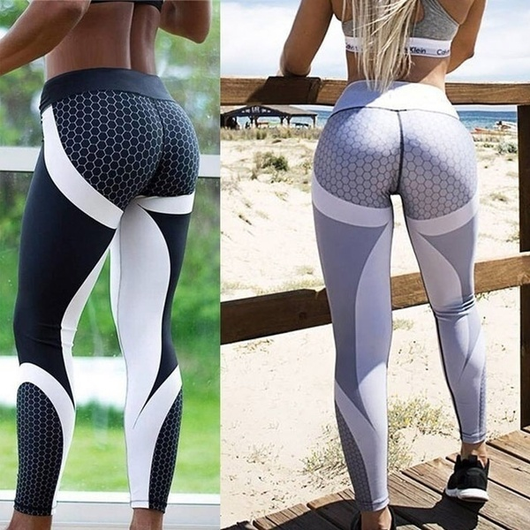 3D Print Yoga Sport Leggings Contoured Making active wear fashionable yoga work out work hard work Sportswear sports sport runs running runners run Relief Sports Performance lightweight legs Leggings jogging jog hard gym flexible flexibility flex fashionable contour comfortable breathable