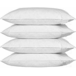 4-Pack of Anti Allergy Pillow Protectors