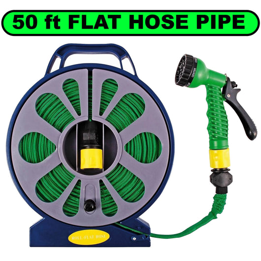 50ft Flat Hose Pipe