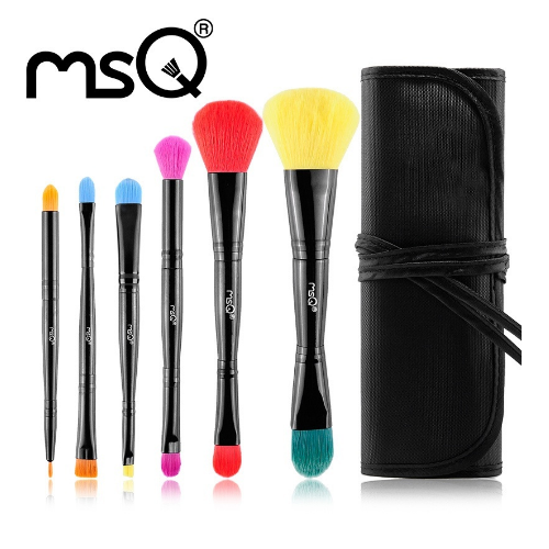 Professional Rainbow Makeup Brush Set