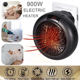 900W Electric Fan Heater