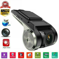ADAS 1080p Dash Cam Road Safety Warning System Features G-Sensor technology detects sudden breaking videos video USB recording Recorders Recorder Recordable record gps G-sensor FHD dvr's DVR driving driver drive dashcams dashcam dashboard dash cam Dash cars Caravan's caravan car accessories Cams Cameras Camera Cam 2MP 170° 1080p