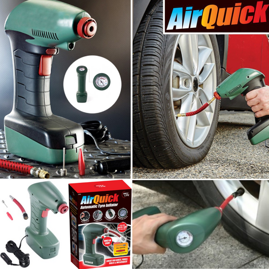 AirQuick Car Tyre Inflator