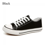 black American Style Canvas Sneakers Grab a pair of classic iconic design womens White wear trainers trainer timeless style Sole shoe season rubber sole red Lace jeans iconic global girls girl footwear foot flats Fitting feet fashions fashionable fashion dress designs designer design Day cotton comfortable Colour clothing classical Classic