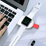 Apple Watch Compatible Portable Magnetic USB Charger