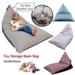Bean Bag Storage Chair Cover store stuffed toys comfortable chair! beanbag shaped volume toys toy Storages squishy softy soft seating seat's seat robust lounger large kids girls girl gift fun flexible durable de-clutter coverup covers cover Children child chair's chair boy bedrooms bedroom beanbag's beanbag bags Armchair