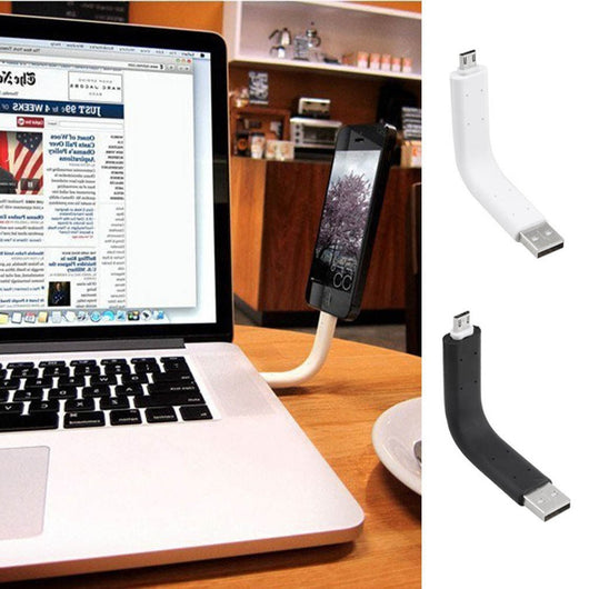 Bendy Phone Stand Chargers