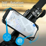 Bicycle Handlebar Mobile Phone Holder Super easy to attach or detach from handlebars of bicycles, motorbikes, scooters or smartphones smartphone smart phone Scooter phones phone mount Mounts Mounted Mountable mount Motorbike mobiles mobile iphones iPhone Holders Handle for brackets Bracket bikes Biker bike bars Bar