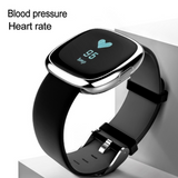 Blood Pressure Heart Rate Smartwatch
