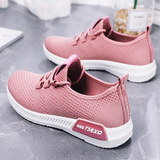 pinks Lightweight, breathable, supportive Airy mesh design keep your feet fresh Ideal for long walks and light exercise extra support sports activities Stylish and fashionable womens women womans woman Trainer's trainer Sportswear sports sport Sneakers sneaker shoes shoe Lady Ladies kicks girls girl feet