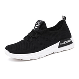 black Lightweight, breathable, supportive Airy mesh design keep your feet fresh Ideal for long walks and light exercise extra support sports activities Stylish and fashionable womens women womans woman Trainer's trainer Sportswear sports sport Sneakers sneaker shoes shoe Lady Ladies kicks girls girl feet