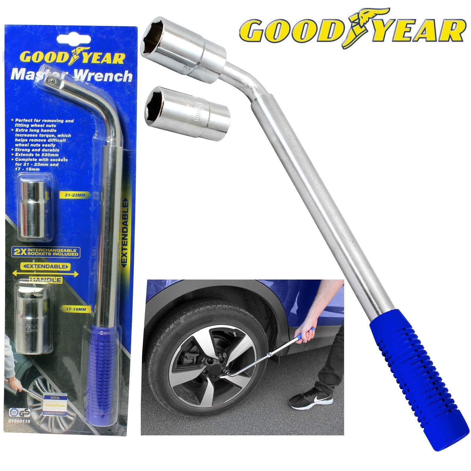 Car Wheel Master Wrench