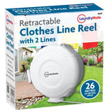 26M Retractable Clothes Line
