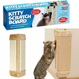 Corner Cat Scratcher Give your cats a treat and your furniture a break whiskers scratching scratches Scratchers scratch board protect Posts Post playing play petsathome pets pet shop paws kittens kitten iams fury furniture feline Corners claws clawing cat's Cat boards board