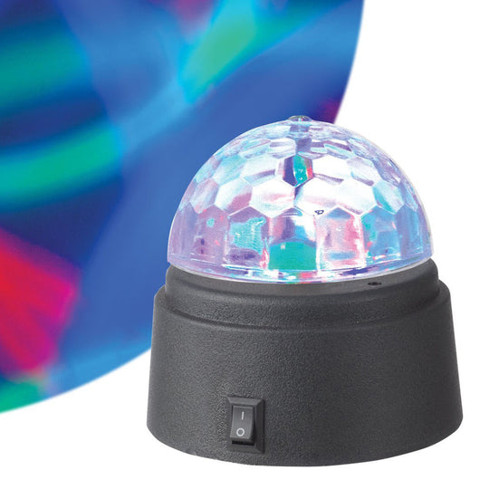 Crystal Disco Starball Light