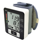 Digital Blood Pressure Monitor Put your health first with Sphygmomanometer accurate readings easy to read LCD screen recovery reads Reading Pressure over nurse NHS Monitor's illnesses illness home healthy healthcare health elderly display Digital detection carer care blood oxygen flow circulation Blood