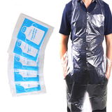 Disposable Protective Aprons Protect your clothes waterproof gown Ideal for protection during medical procedures, protects protective protecting PPE packs pack of Multipurpose multifunctional multi-purpose multi-functional medical gowns Disposable COVID19 COVID-19 COVID 19 coronavirus corona Apron 50-Pack 100-Pack