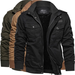 Casual Military Style Jacket Upgrade outerwear perfect smart any occasion style with button down shoulder & cuff stand up collar smart-casual smart pockets Outerwear Military menswear mens mans man jackets jacket fleeces fleeced fleece everyday comfortable coats coated coat Casuals casual dress Casual attire army green