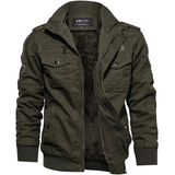 green Casual Military Style Jacket Upgrade outerwear perfect smart any occasion style with button down shoulder & cuff stand up collar smart-casual smart pockets Outerwear Military menswear mens mans man jackets jacket fleeces fleeced fleece everyday comfortable coats coated coat Casuals casual dress Casual attire army green