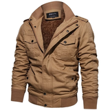 khaki Casual Military Style Jacket Upgrade outerwear perfect smart any occasion style with button down shoulder & cuff stand up collar smart-casual smart pockets Outerwear Military menswear mens mans man jackets jacket fleeces fleeced fleece everyday comfortable coats coated coat Casuals casual dress Casual attire army green