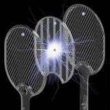 Electric Bug Swatter Keep unwanted critters at bay with this electric bug swatter effective, chemical free zappers Zapper Zap USB travelling travel swatter swat repellent paddle mosquitos mosquitoes Mosquito lanzarote kill italy island holidays flies electrocute electrical electric's electric docking station caravan camping bugs bat bug