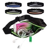 Single Pocket Exercise Running Belt Bag