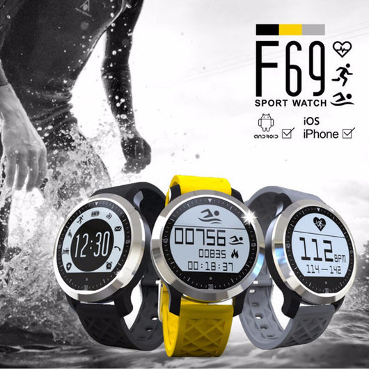 F69 Swimming Sports Smart Watch