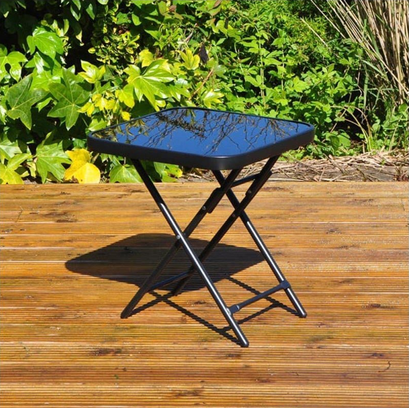 Aspiring 4 Feet Folding Adjustable Beach Garden Patio Sun Umbrella Holder Light Ground Bracket Steady Stand Under Table Summer Outdoor Sports & Entertainment