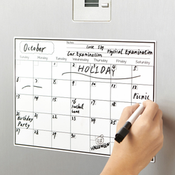 Fridge Magnet Calendar Planner See your reminders every time you go to the fridge whiteboards Whiteboard Weekly week planners Planner plan pens pen Monthly month Magnets Magnet magnectic kitchens kitchen gadget kitchen accessories kitchen gift fridges Fridge erases Erase drys Dry dries calendars Calendar
