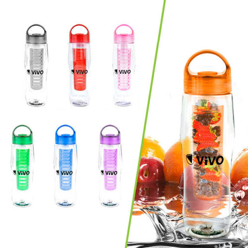 Fruit Infusion Hydration Bottle
