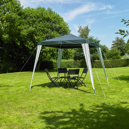Gazebo Party BBQ Canopy Tent This high-quality is ideal for portable use Waterproof tents tenting patios patio partys parties outdoors outdoor-living Outdoor games outdoor activities outdoor Marquee's Marquee Kingfisher gazebos gardens garden parties Canopys canopies bbqs barbeques barbeque barbecues barbecue awning 2.4m