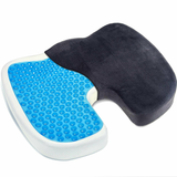 aches and pains orthopaedic support seat aid support your upper thighs lower back women travel support spine sit seats seating seat sciatica sciatic relax Plush pillows Pillow pains Orthopaedic Men Memory man house Home health gift Foam ease Cushions Cushioned cushion Contour comfortable comfort car seat bum aid aches