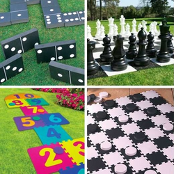 Giant Outdoor Garden Games