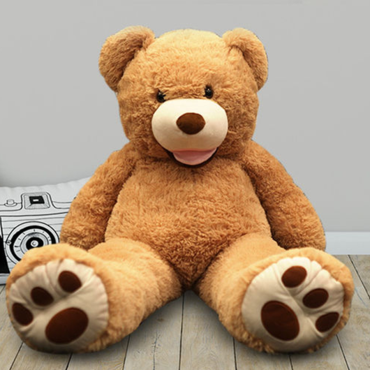 e7bb75884791 Giant Plush Teddy Bear - Keeto