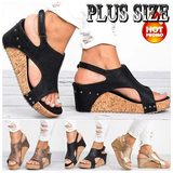 Girl's Summer Platform Sandals Get the latest seasons footwear peep toe and fully adjustable ankle sling back buckle Women's women's women womans woman travel summer holiday Summer Blouse summer style sling sizes size shoes shoe schuh Sandal's Sandal Plus Platform outfit Ladies jeans girl's girl footwear foot fashionable fashion dress Casual