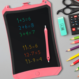 pink Gizmo City Kids' LCD Drawing Pad Draw beautiful and creative pictures take notes compile your to-do list writing board writing writes writer write pad's Pad LCD kids kid Gizmo girls girl gift fun draws drawing draw Digital colourful City childs childrens Children child boys boy