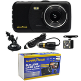 Goodyear 1080P Dual Lens Car DVR