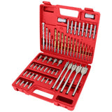57pc HSS Drill & Bits Set