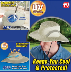 426ef4aa Hydro Cooling Bucket Hat Protect yourself from the sun Features UV  reflective technology, you Violet