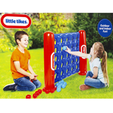 Inflatable Four-to-Score Game Have fun outdoors with Little Tikes Giant Inflatable Four-to-Score Game toys toy to Tikes summer Score Row outdoors outdoor little kid's kid inflating inflate inflatables inflatable In girls girl gift Giant gardens garden games game fun four Connect 4 childrens Children child boys boy bbqs BBQ barbecues barbecue a 4